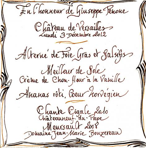 menu marc girard